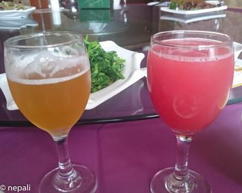 DSC_0026ビールとスイカジュース.jpg